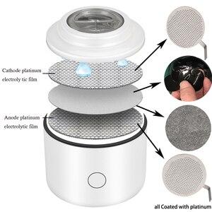 Image 5 - Mini bottiglia di acqua portatile ad alto contenuto di idrogeno Nano Smart MRETOH multifunzione spa/PEM tazza di ionizzatore alcalino regalo per mamma papà