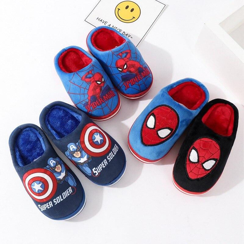 Disney baby slippers boy winter indoor