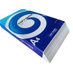 A4 Papier Printer Tracking Kopieerpapier 500 Vellen Wit Kopieerpapier 80G Pure Houtpulp Afdrukken Papier Kantoorbenodigdheden papier