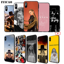 IYICAO Beyonce Singer Soft Phone Case for iPhone 11 Pro XR X XS Max 6 6S 7 8 Plus 5 5S SE Silicone TPU 7 Plus iyicao airplane red space soft phone case for iphone 11 pro xr x xs max 6 6s 7 8 plus 5 5s se silicone tpu 7 plus