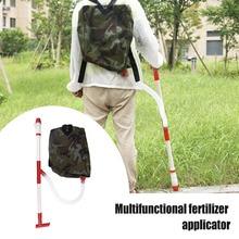 Fertilizer Applicator Artificial Multifunctional Agricultural Backpack Corn Tree Fertilizer Gardening Tool MOWA889