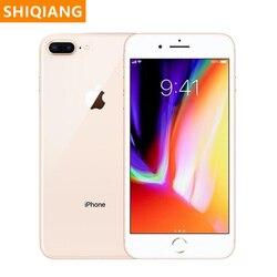 Used Original Apple iPhone 8/8 Plus Unlocked Smartphones Hexa Core iOS 64/256GB Cell Phones NFC 5.5'' 12MP 4G LTE Mobile Phones