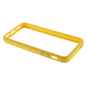 New Bumper Frame TPU Silicone Case for iPhone 5 5S Promotion image
