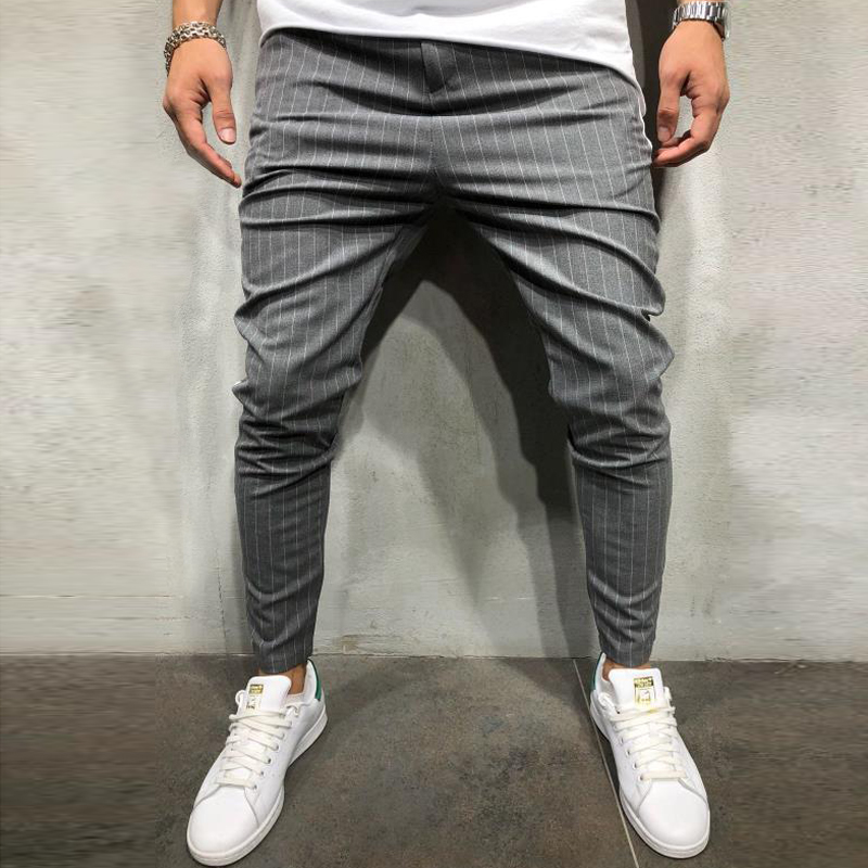 H1ae81df367f243e5b3ada671eb064a61L Spring Autumn Casual Men Sweat Pants Male Sportswear Casual Trousers Straight Pants Hip Hop High Street Trousers Pants Joggers