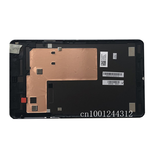 New Original For Lenovo Thinkpad 8 LCD Rear Top Lid Back Cover/ LCD Shell Top Lid Rear Cover 00HW106