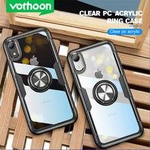 Vothoon чехол для телефона с магнитным кольцом iphone 12 pro