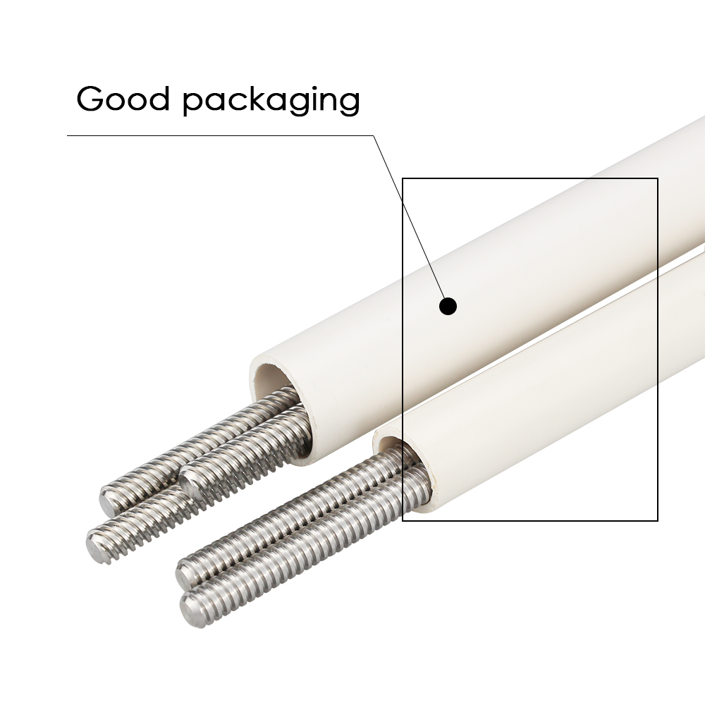Anti-Backlash Nut 200//300//400//500mm Trapezoidal Lead Screw T8 New For 3D Printer