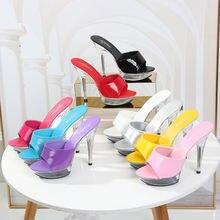 Босоножки на высоком каблуке; женская пикантная обувь тонком