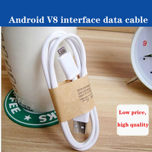 Micro USB2.0 USB Charging Cable for Samsung Xiaomi Android Mobile Phone USB Charging Cord Charging Cable V8 Data Cable