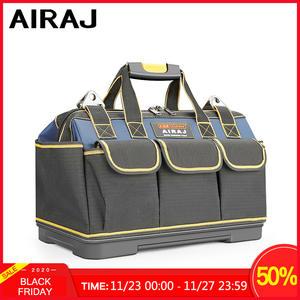 13/15/17-/.. Toolkit Storage Electrician-Bag Strong-Tool Oxford Waterproof AIRAJ in Wear-Resistant