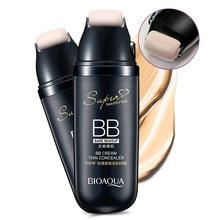 Воздушная Подушка BB крем консилер ролик BB Увлажняющая Основа макияж голые отбеливание лицо красота макияж корейская косметика