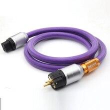 XLO édition limitée LE2 10 cordon dalimentation EU avec prises dalimentation SCHUKO et connexion IEC 20A