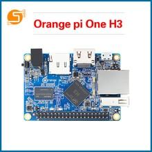 С роботом оранжевый Пи один H3 512 МБ четырехъядерный поддержку Ubuntu Linux и Android мини-ПК ORI2