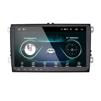 9 Android 8.1 Car radio GPS Navigation for Volkswagen Skoda Octavia golf 5 6 touran passat B6 polo tiguan yeti rapid multimedia