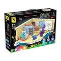 661 шт./компл. у нас пространство фигурки пришельцев игра модель строительные блоки комплект Кирпичи Классические детские игрушки для детей ...