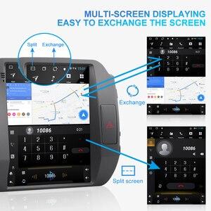 Image 3 - Isudar H53 אנכי 1 Din אנדרואיד אוטומטי רדיו לקאיה/Sportage 2010 2016 GPS לרכב מולטימדיה RAM 4G ROM 64GB DSP אוקטה Core USB DVR