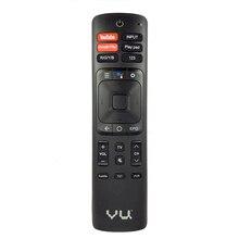 新オリジナル VU ため ERF3F69V HISENSE 社の液晶 4 UHD スマートテレビリモコン Youtube の Google プレイアプリ