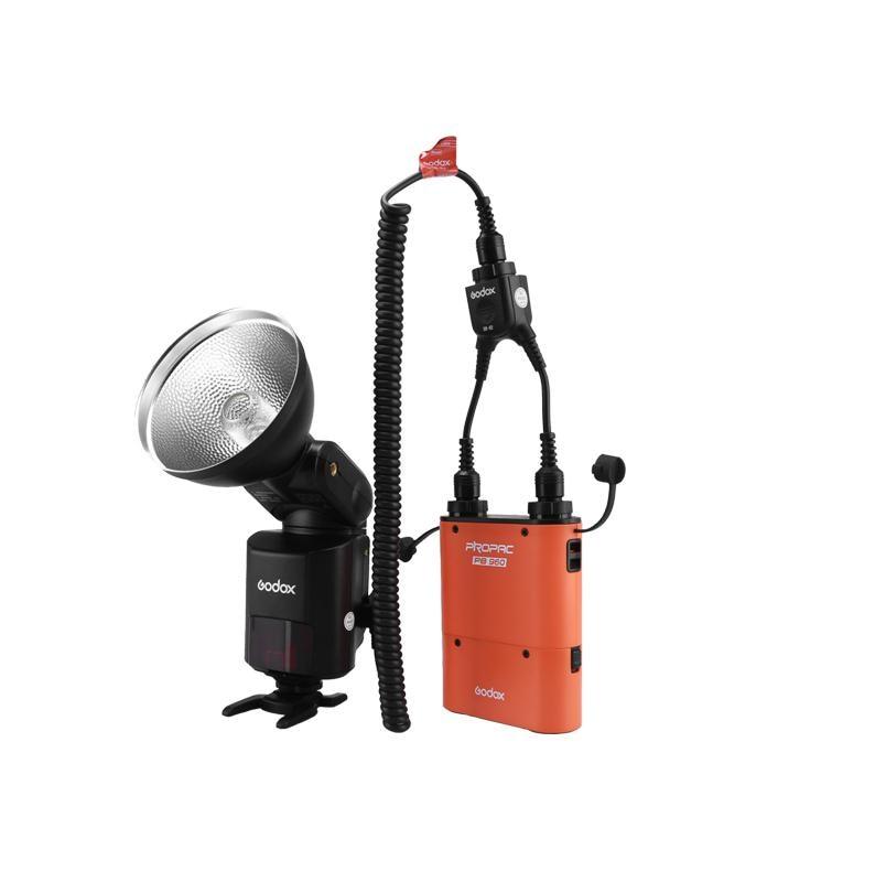 Godox DB-02 Y adapter Cable For AD360II AD360 AD180 Flash Battery PB960 PB820