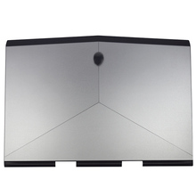 Original New Laptop LCD Back Cover For Dell Alienware 15 R3 15.6 inch Screen Rear Lid Top Case KWP7D 0KWP7D Silver