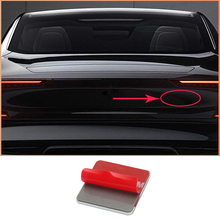 4.3x4.3cm For Polestar Volvo S60 XC60 XC90 S70 S80 S90 V40 V60 T4 Car Rear Trunk Sticker Front Grills Badge
