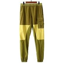 CPtopstoney 2020 konng gonng Spring and autumn new nylon pants fashion brand men's casual pants Legged casual sports pants