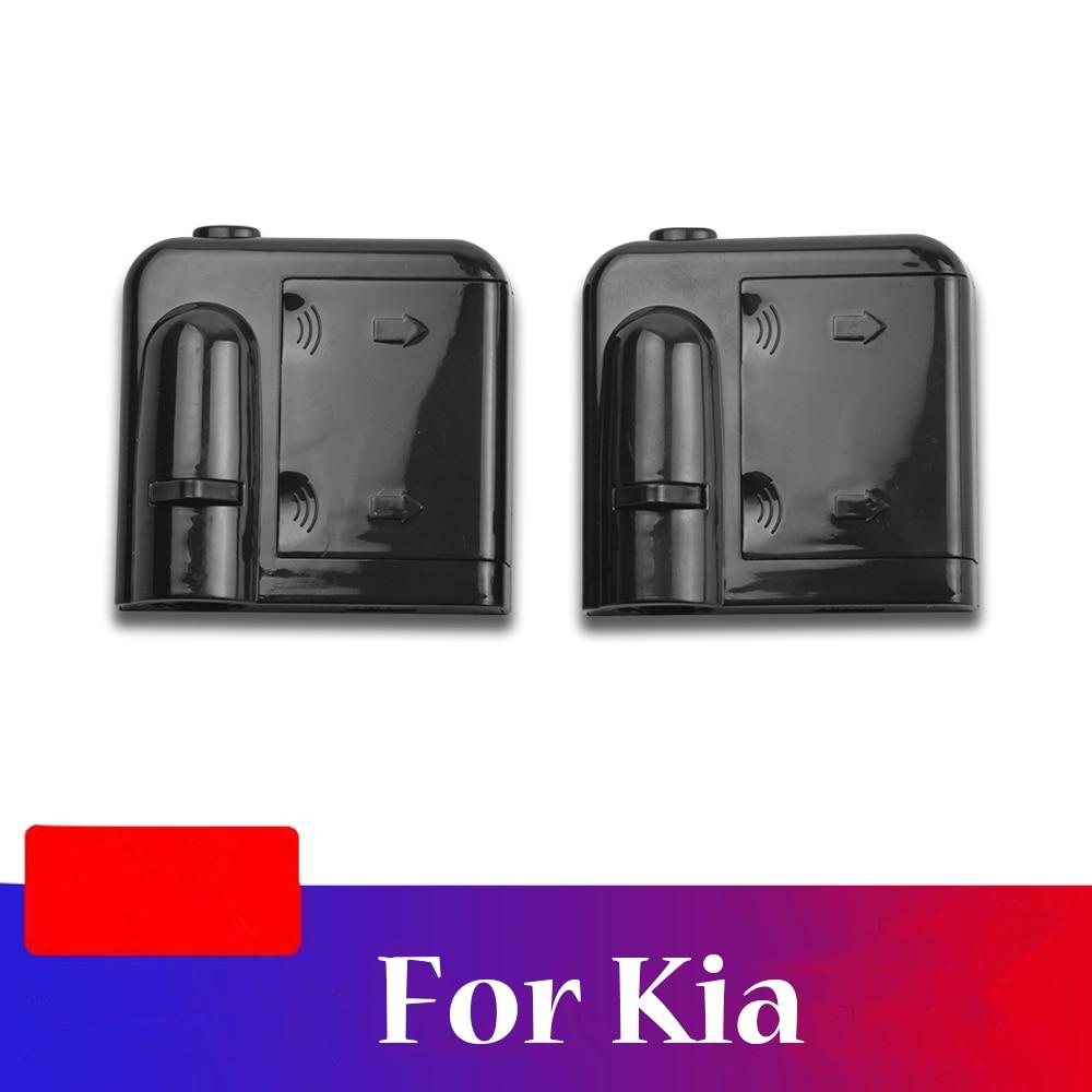 2 Pieces LED Car Door Light Courtesy Logo Laser Projector Ghost Shadow Lamp For KIA K2 K3 K5 k9 Sorento Sportage Rio Accessories