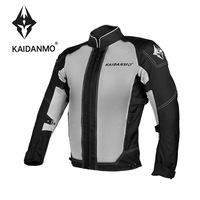 Kadan motorcycle locomotive jacket off road riding suit motorcycle clothing men's anti fall breathable summer racing suit