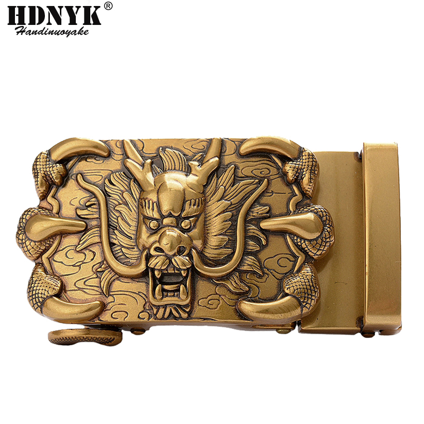 Classical Style Fashion Belt Buckle Men Automatic Buckle Brand Designer Leather Waistband Buckles Business Men Luxury Quality