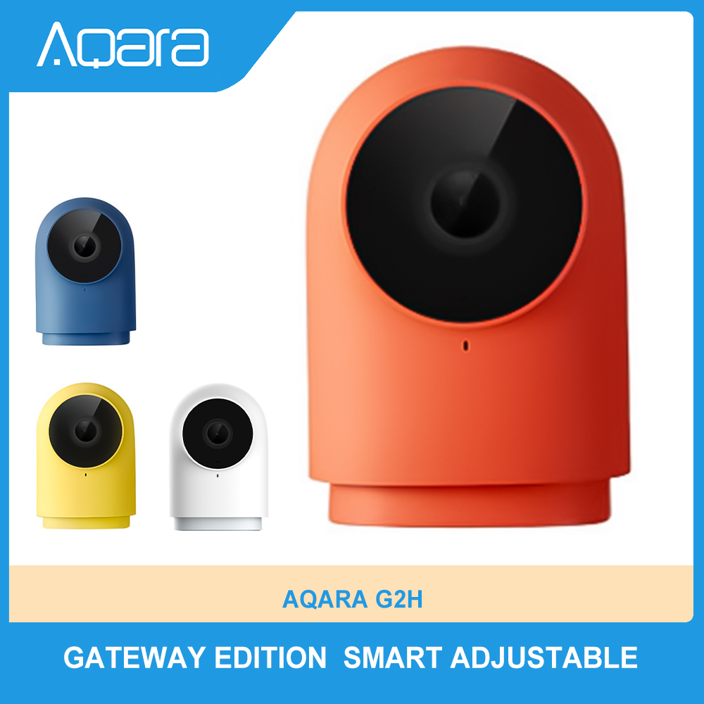 Aqara G2H Smart Camera 1080P HD Gateway Edition Night Vision Mobile For Xiaomi Apple Homekit APP Zigbee Home Security