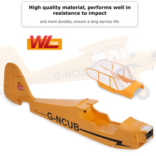 Original  Wltoys XK A160.0002  A160 Remote Control Airplane Engine Room Aircraft Window cover Spare Parts Glider Accessories