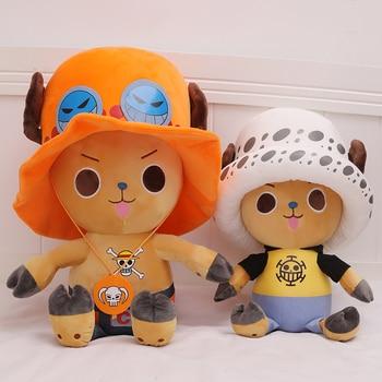 55CM Cartoon One Piece Plush Toys Chopper Plush Doll Stuffed Anime Cute Toy, Chopper Doll Best Gift For Children 55cm cartoon one piece plush toys chopper plush doll stuffed anime cute toy chopper doll best gift for children