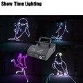 Dolfijn Struisvogel Eagle Tijd Tunnel 3D Cartoon Effect Disco Laser Goed Gebruik Voor Home Party KTV Night Club Wijn Bar laser Show