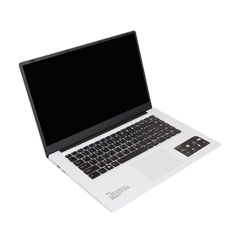 Global Custom 15.6 Inch HD Ultra Thin Notebook 8GB 128GB 2.00GHZ Dual Core Wins10 Laptop Computer