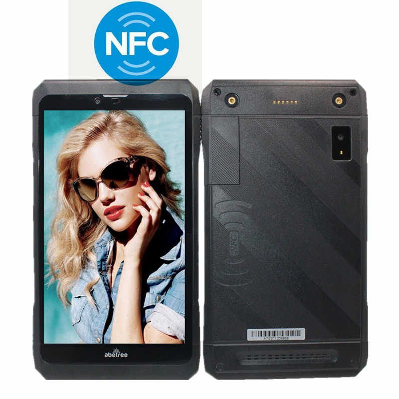 7 inch MTK6582 NFC Quad core Android 4.4 Dual sim-kaart 3G telefoontje Tablet PC 8GB ROM 1GB RAM Bluetooth WiFi Phablet 5MP
