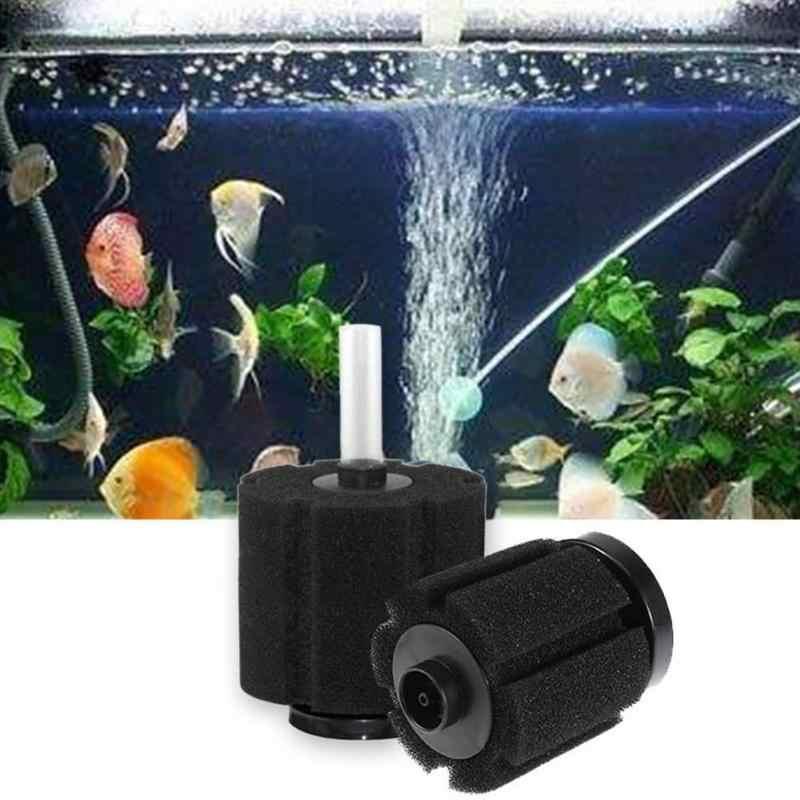1 قطعة فلتر حوض سمك الأسماك خزان مضخة هواء مقشدة البيوكيميائية الإسفنج تصفية حوض السمك مصفاة للترشيح المائية حيوانات المنتجات