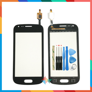 "Image 2 - באיכות גבוהה 4.0 ""עבור Samsung Galaxy מגמת DUOS 2 GT S7580 S7582 מגע מסך Digitizer חזית זכוכית עדשה חיישן פנל + כלי"