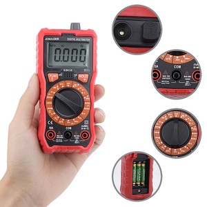 Image 5 - JCD Soldering iron kit with Digital Multimeter Auto Ranging 6000 counts AC/DC 80W 220V Adjustable Temperature welding solder tip