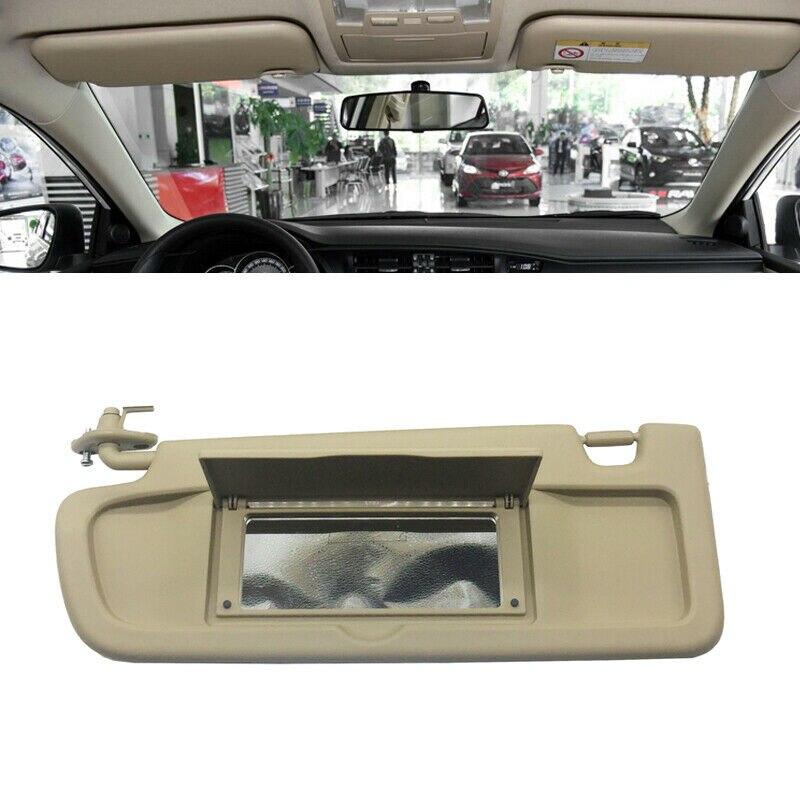 Car Front Left Driver Side Sun Visor For Honda Civic 2006-2011 83280-SNA-A01ZA
