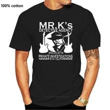Dire Straits Inspiriert T-Shirt Mark Knopfler T-Shirt Private Untersuchungen 80