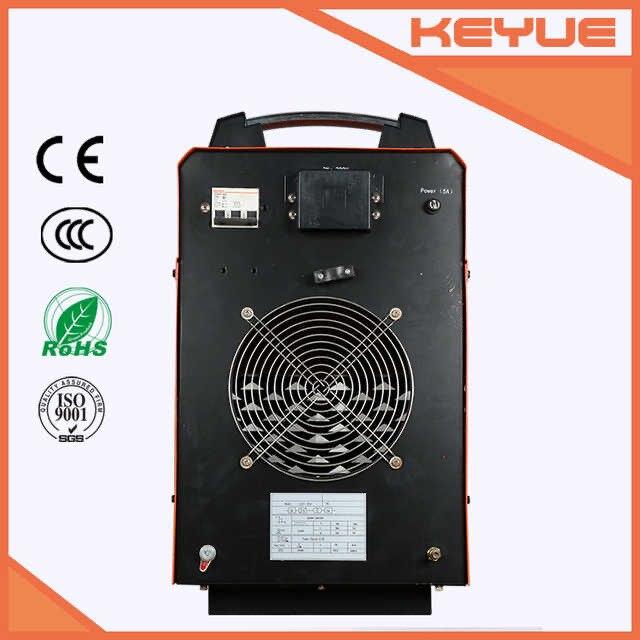 KEYUE CUT-100 trójfazowy 380V 100A przecinarka plazmowa IGBT maszyna do cięcia plazmowego wykorzystanie fabryczne 40mm jakość cięcia sprężarki powietrza