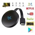 Für Chrome 2 G6 TV Stick 2 4 GHz Video WiFi Display HD Digitale HDMI Media Video Streamer TV Dongle Empfänger für Android IOS-in TV-Stick aus Verbraucherelektronik bei