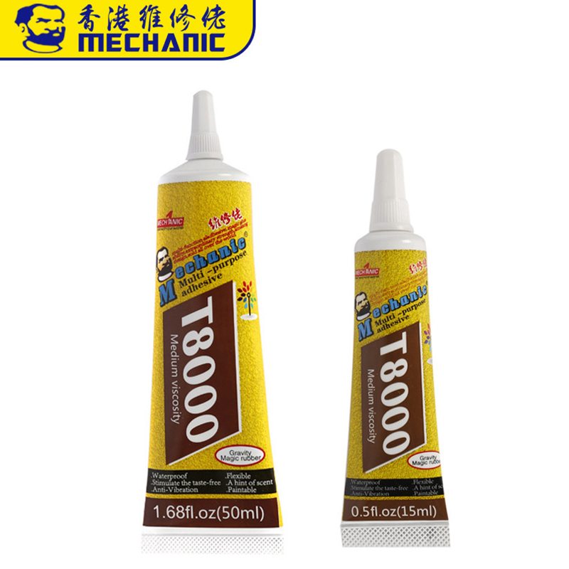MECHANIC T8000 Glue Adhesive For Smartphone LCD Touch Screen Frame Repair Adhesive Cell Phone Repair Tools