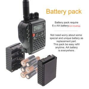 Image 4 - Nanfone CB 270 Walkie Talkie con lesposizione di LCD 40 Canali CB Radio Portatile Portatile CB270 26.565 27.99125MHz