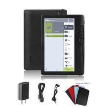 16GB di Memoria 7 pollici Lettore di Ebook aggiungere Set con Risoluzione HD E-Book + Video + MP3  giocatore di Musica di reader di