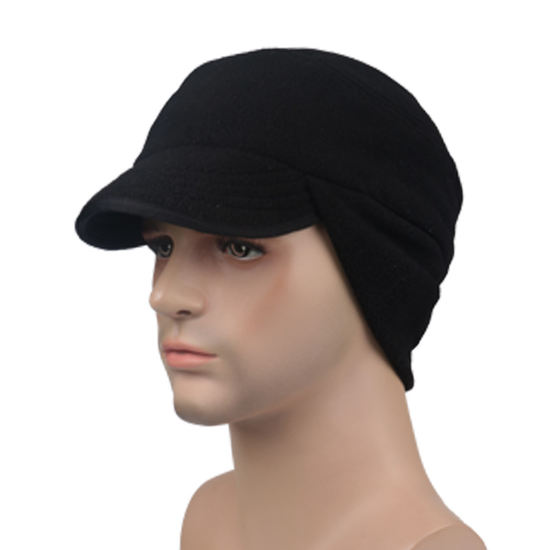 Hat Head-Band Teenager Earmuffs-Hat Outdoor-Hat Winter Unisex Upgrade-Version Riding