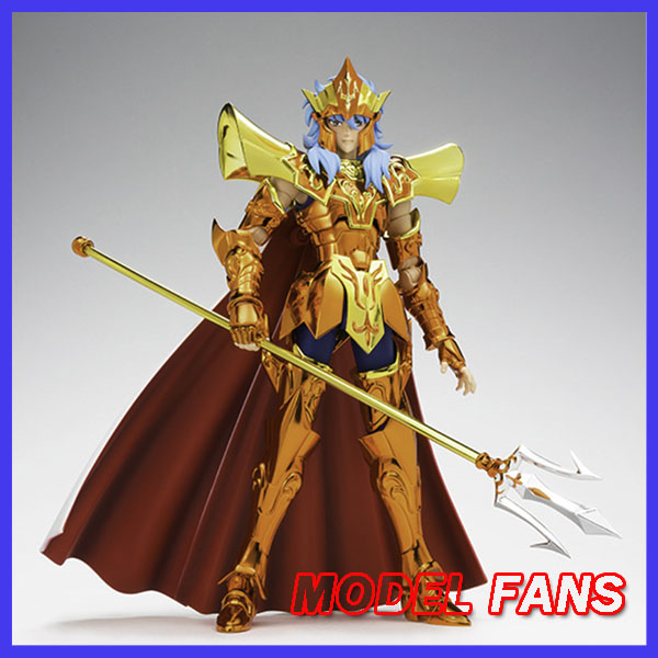 MODEL FANS PRE-ORDER  JModel Saint Seiya Cloth Myth EX Poseidon PVC Action Figure Metal Armor Model Toys