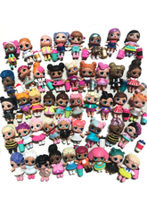 1pc/set HOT! Hot Sale Original LOLS Dolls Toy Baby with (clothes+shoes)  Christmas Gifts VIP Line Of Drop shipment