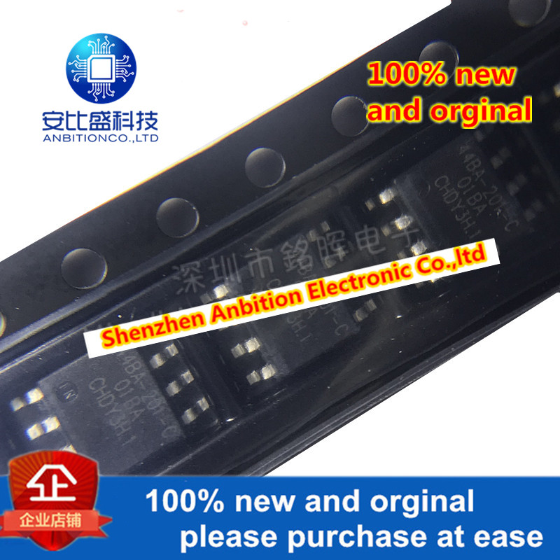 10pcs 100% New And Orginal 44BA-201-C SOP8 LN2544 LN2544SR-G In Stock