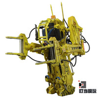 NECA Alien 2 Power Loader P 5000 Vehicle Robot Deluxe Xenomorph PVC Action Figure Collectible Model Toy