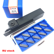 1pcs MGEHR2020-3 Turning holder +11pcs MGMN300 M PC9030 MGEHR parting and grooving carbide inserts lathe CNC turning tools mgehr 2020 2 5 grooving turning tool holder titularul instrument strung and lathe tool holder for carbide inserts